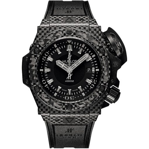 Hublot King Power Oceanographic 4000 48mm Mens Watch 731.qx.1140.rx