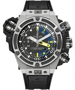 Hublot King Power Oceanographic 1000 48mm Mens Watch 732.nx.1127.rx