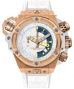 Hublot King Power Oceanographic 1000 48mm Mens Watch 732.oe.2180.rw