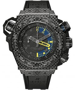 Hublot King Power Oceanographic 1000 48mm Mens Watch 732.qx.1140.rx