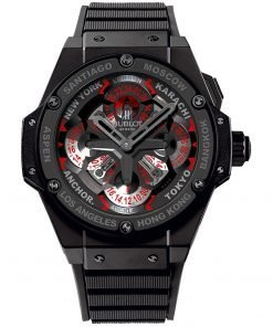 Hublot King Power UNICO GMT 48mm Mens Watch 771.ci.1170.rx