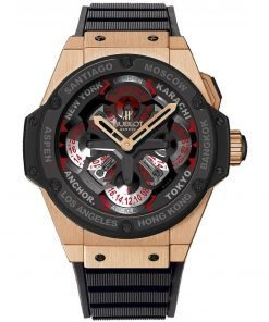 Hublot King Power UNICO GMT 48mm Mens Watch 771.om.1170.rx