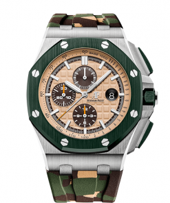 AUDEMARS PIGUET ROYAL OAK OFFSHORE SELFWINDING CHRONOGRAPH #26400SO.OO.A054CA.01