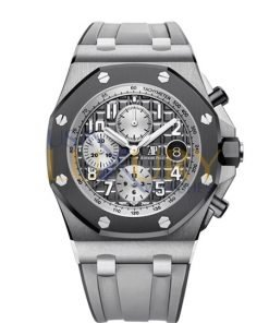 Audemars Piguet 26470IO.OO.A006CA.01 Royal Oak Offshore Titanium Watch