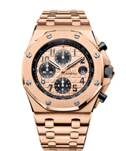 AUDEMARS PIGUET ROYAL OAK OFFSHORE CHRONOGRAPH 26470OR.OO.1000OR.01