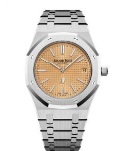 "AUDEMARS PIGUET ROYAL OAK ""JUMBO"" EXTRA-THIN 15202BC.OO.1240BC.01"