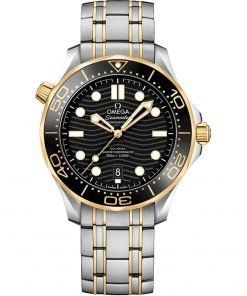 Omega Seamaster Diver 300m Co-Axial Master Chronometer Watch 210.20.42.20.01.002