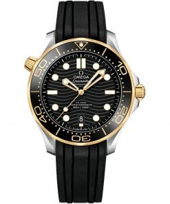 Omega Seamaster Diver 300m Co-Axial Master Chronometer Watch 210.22.42.20.01.001