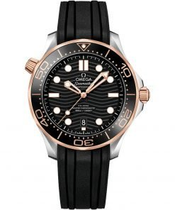 Omega Seamaster Diver 300m Co-Axial Master Chronometer Watch 210.22.42.20.01.002