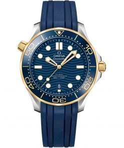 Omega Seamaster Diver 300m Co-Axial Master Chronometer Watch 210.22.42.20.03.001