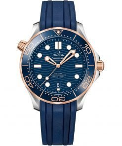 Omega Seamaster Diver 300m Co-Axial Master Chronometer Watch 210.22.42.20.03.002