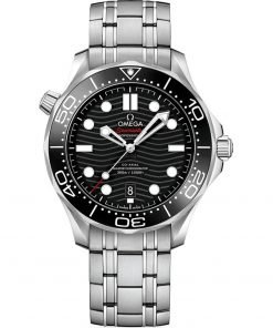 Omega Seamaster Diver 300m Co-Axial Master Chronometer Watch 210.30.42.20.01.001