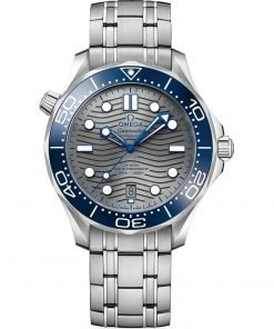 Omega Seamaster Diver 300m Co-Axial Master Chronometer Watch 210.30.42.20.06.001