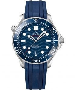 Omega Seamaster Diver 300m Co-Axial Master Chronometer Watch 210.32.42.20.03.001