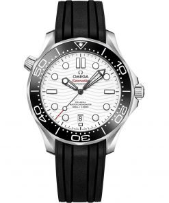 Omega Seamaster Diver 300m Co-Axial Master Chronometer Watch 210.32.42.20.04.001