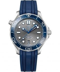 Omega Seamaster Diver 300m Co-Axial Master Chronometer Watch 210.32.42.20.06.001