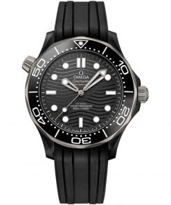 Omega Seamaster Diver 300m Co-Axial Master Chronometer Watch 210.92.44.20.01.001