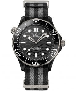 Omega Seamaster Diver 300m Co-Axial Master Chronometer Watch 210.92.44.20.01.002
