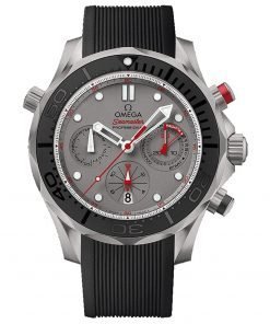 ETNZ Omega Seamaster 300m Diver Co-Axial Chronograph Watch 212.92.44.50.99.001