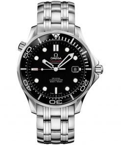 Omega Seamaster Diver 300m Co-Axial Automatic Watch 212.30.41.20.01.003