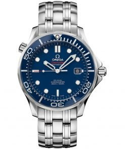 Omega Seamaster Diver 300m Co-Axial Automatic Watch 212.30.41.20.03.001