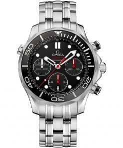 Omega Seamaster 300m Diver Co-Axial Chronograph Watch 212.30.42.50.01.001