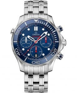 Omega Seamaster 300m Diver Co-Axial Chronograph Watch 212.30.42.50.03.001