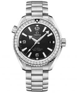 Omega Planet Ocean 600m Co-Axial Master Chronometer Midsize Watch 215.15.40.20.01.001