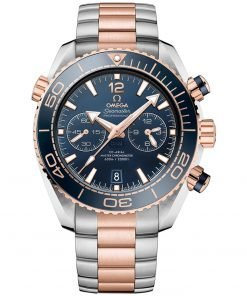 Omega Planet Ocean 600m Co-Axial Master Chronometer Chronograph Watch 215.20.46.51.03.001