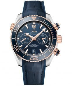 Omega Planet Ocean 600m Co-Axial Master Chronometer Chronograph Watch 215.23.46.51.03.001