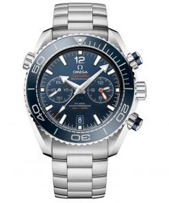 Omega Planet Ocean 600m Co-Axial Master Chronometer Chronograph Watch 215.30.46.51.03.001