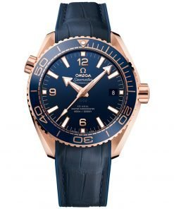 Omega Planet Ocean 600m Co-Axial Master Chronometer Watch 215.63.44.21.03.001