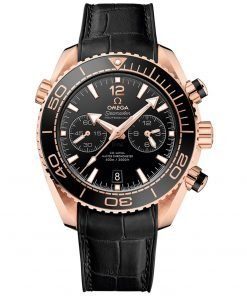 Omega Planet Ocean 600m Co-Axial Master Chronometer Chronograph 45.5mm Mens Watch 215.63.46.51.01.001