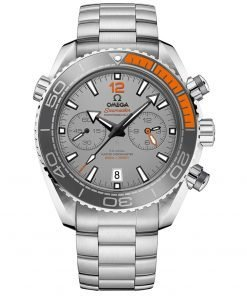 Omega Planet Ocean 600m Co-Axial Master Chronometer Chronograph Watch 215.90.46.51.99.001