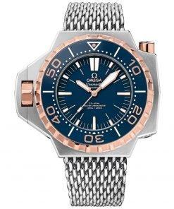 Omega Seamaster PloProf 1200m Watch 227.60.55.21.03.001