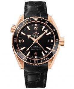 Omega Planet Ocean GMT 600m Mens Watch 232.63.44.22.01.001