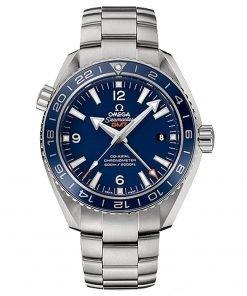 Omega Planet Ocean GMT 600m Mens Watch 232.90.44.22.03.001