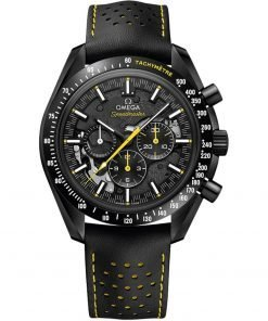 Omega Speedmaster Moonwatch Chronograph Watch 311.92.44.30.01.001 Apollo 8 Dark Side Of The Moon