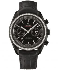 Omega Speedmaster Moonwatch Co-Axial Chronograph Watch 311.98.44.51.51.001 DARK SIDE OF THE MOON