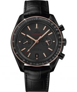 Omega Speedmaster Moonwatch Co-Axial Chronograph Watch 311.63.44.51.06.001 DARK SIDE OF THE MOON SEDNA BLACK