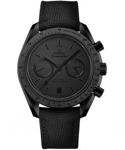 Omega Speedmaster Moonwatch Co-Axial Chronograph Watch 311.92.44.51.01.005 DARK SIDE OF THE MOON BLACK BLACK