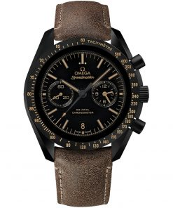Omega Speedmaster Moonwatch Co-Axial Chronograph Watch 311.92.44.51.01.006 DARK SIDE OF THE MOON VINTAGE BLACK