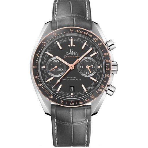 Omega Speedmaster Racing Master Chronometer Chronograph Watch 329.23.44.51.06.001