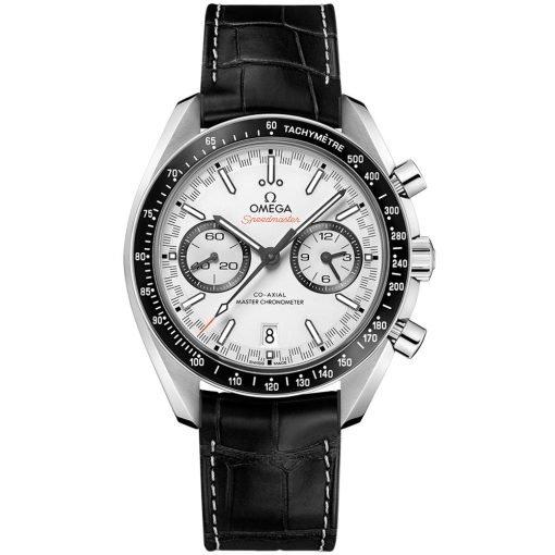Omega Speedmaster Racing Master Chronometer Chronograph Watch 329.33.44.51.04.001