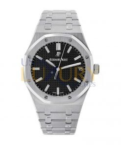 Audemars Piguet Royal Oak 15500ST.OO.1220ST.03 Black Dial 41mm Watch