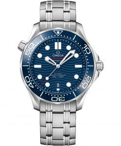 Omega Seamaster Diver 300m Co-Axial Master Chronometer Watch 210.30.42.20.03.001