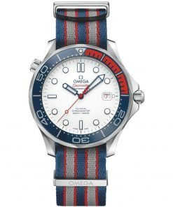 Omega Seamaster Diver 300m Co-Axial Automatic Watch 212.32.41.20.04.001