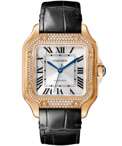 SANTOS DE CARTIER WATCH WJSA0007