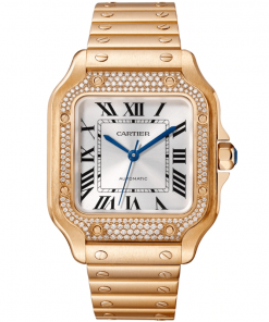 SANTOS DE CARTIER WATCH WJSA0009