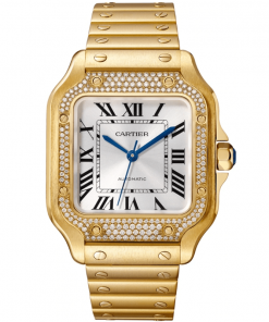SANTOS DE CARTIER WATCH WJSA0010